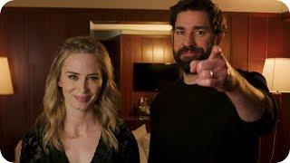 Emily Blunt and John Krasinski's Double Date Audition Tape // Omaze