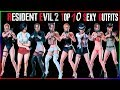 Resident Evil 2 Top 10 Sexy Outfits
