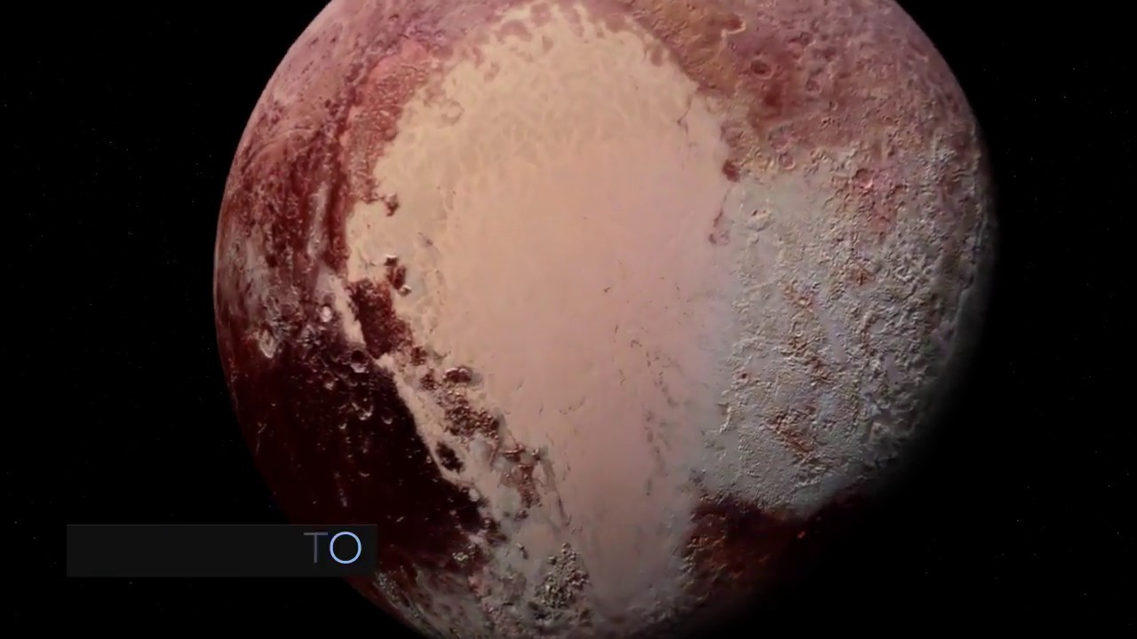 Discovery Of Pluto: 'Exotic Ice Formations' On Pluto Discovered Using New