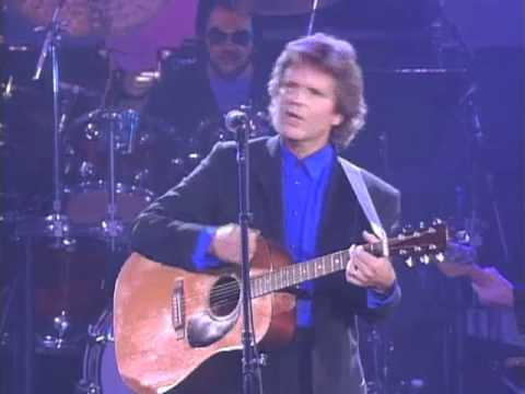 """John Fogerty Performs """"Who'll Stop The Rain"""" at the 1993 Hall of Fame Inductions"""