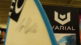 Boardroom Show: Varial Foam