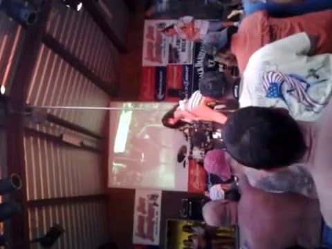 Sandy hook biker party