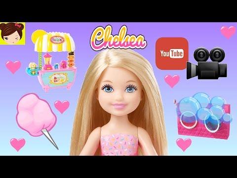 Historias con Muñeca Barbie Hermana Chelsea - Los Juguetes de Titi