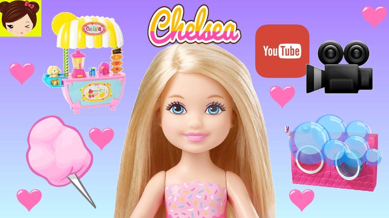 Historias Con Muñeca Barbie Hermana Chelsea Los Juguetes De Titi