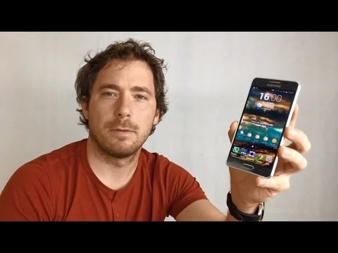 Samsung Galaxy Alpha (recenzia)
