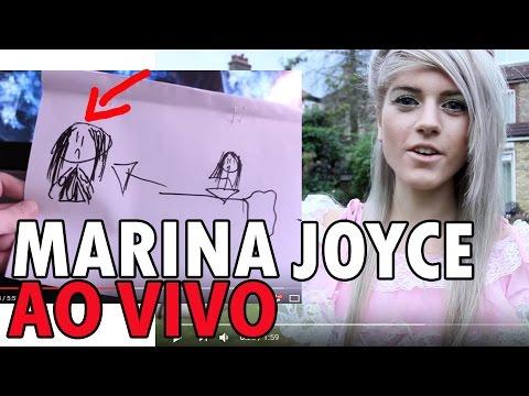 A VERDADE sobre MARINA JOYCE | Entenda o caso #SaveMarinaJoyce | O QUE REALMENTE ACONTECEU