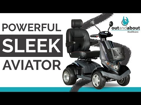 the-toughest-mobility-scooter-|-the-aviator-s8x-|-most-powerful
