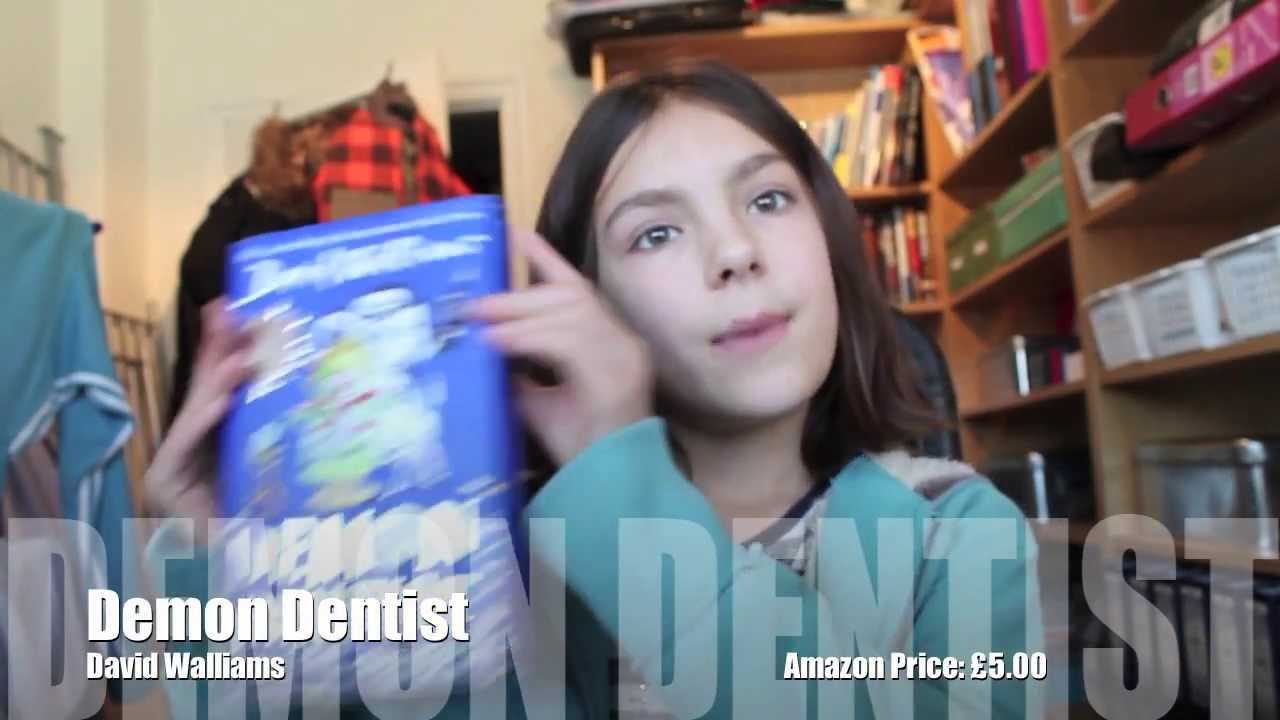 Reviews children s book review demon dentist david walliams - Reviews Children S Book Review Demon Dentist David Walliams 28