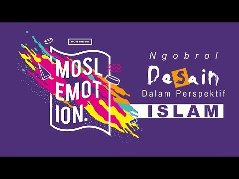 Kajian Ilmiah: Seni & Desain Dalam Perspektif Islam - Ustadz Ammi Nur Baits, S.T., B.A