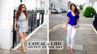 Casual + Chic Summer Outfit Thumbnail