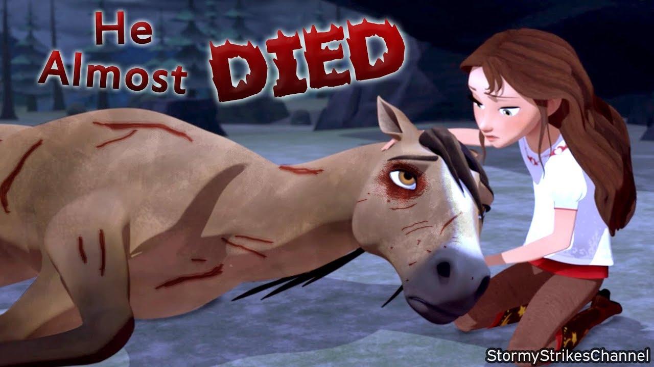spirit riding free deutsch