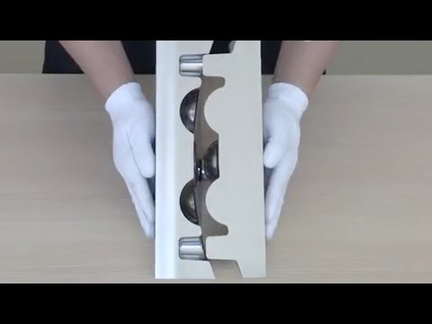 Amazing Extreme Precision CNC Made Metal Block You Never Seen By Jingdiao