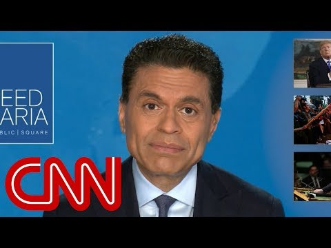 Fareed Zakaria: Trump's foreign policy has been subcontracting