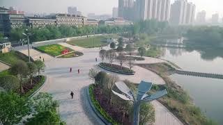 DRONE PHOTOGRAPHY _ An China Spring Morning _ Vlog China
