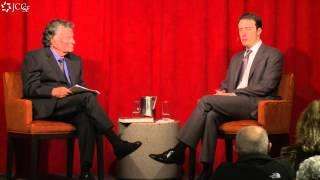 Gabriel Sherman on meeting Roger Ailes