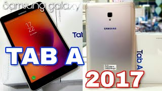 Samsung Galaxy Tab A 2017 Unboxing And Full Review In Hindi
