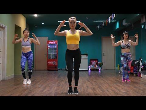 Aerobic Giảm Cân - Giảm Mỡ - Giảm Béo Toàn Thân #4 | Inc Dance Fit