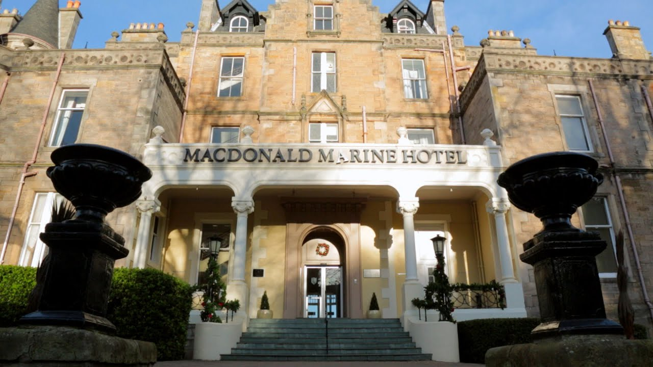 macdonald marine hotel wedding video lauren amp eric youtube