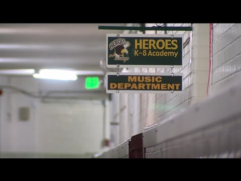 Pueblo residents speaking out about possible closure of Heroes Academy