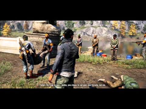 Far Cry 4 - Killing Sabal at Jalendu