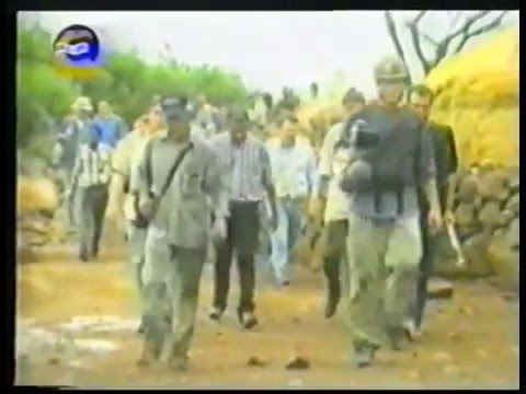 Eri Tv Foreign reporters in Front June 2001