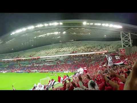 Main ke stadion urawa red daimon di Saitama Jepang part 2