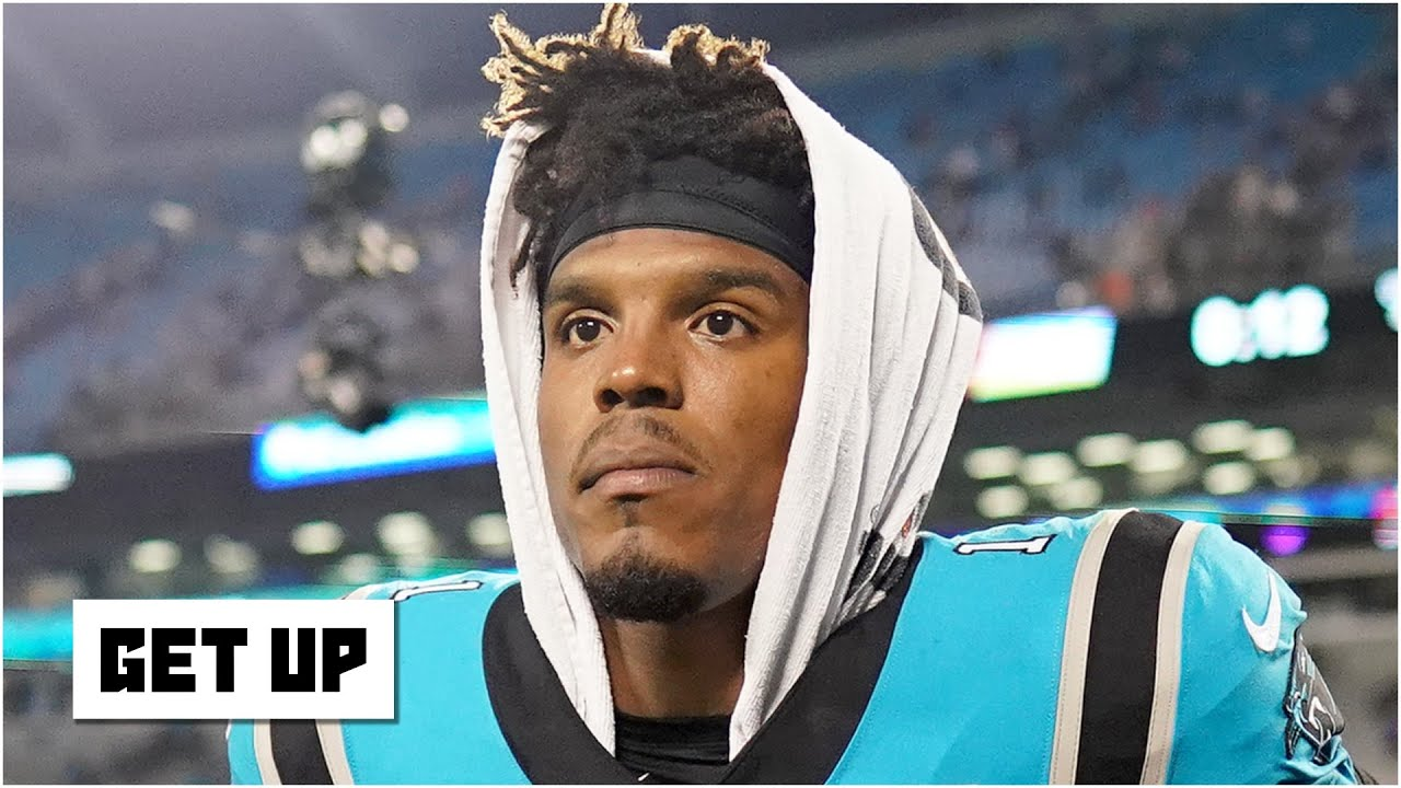 Cam Newton calls out the Panthers, says he didn't want a trade | Get Up