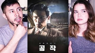 THE SPY GONE NORTH | GONGJAK | Korean Spy Movie | Review!