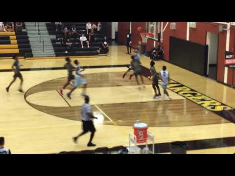 BallerTV Highlights Las Vegas Classic Cameron Crane#0 Showing Why He's A Top SG In 2020💯🏀💪