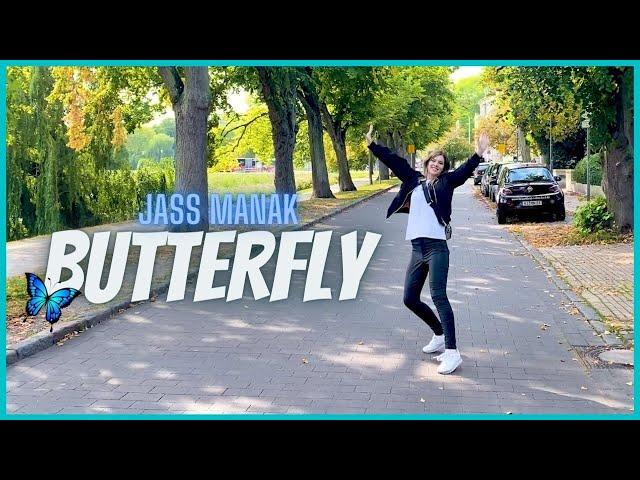 BUTTERFLY | JASS MANAK | Bhangra by Christine