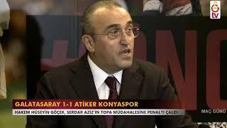 Abdürrahim Albayrak'tan Atiker Konyaspor Karşılaşması Sonrası Açıklamalar (23.11.2018)