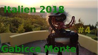 Italien Vlog 2018 #4 - Gabicce Monte