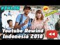 YOUTUBE REWIND INDONESIA 2018!! KETEMU KIMI HIME😍!! #ZVLOG