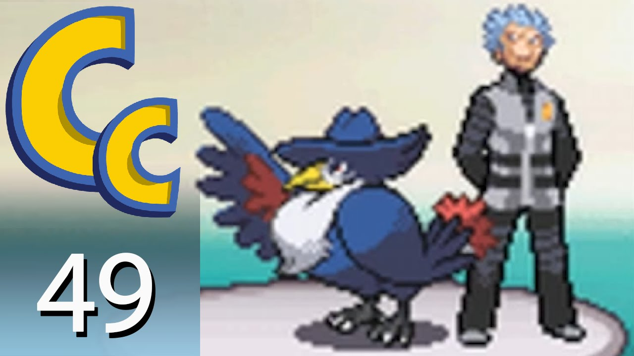 how to get honchkrow in pokemon platinum
