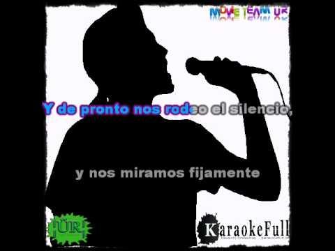 Franco de Vita : Te Amo karaoke (Pista Original)