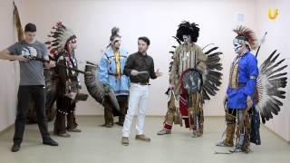 Танцуй ЂЂЂ106Танцы Индейцев