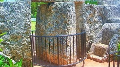 9 Ton Gate - Megalithic Miracle at Coral Castle, Florida