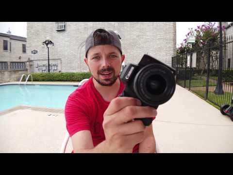 Vlog Episode 1: The New Camera