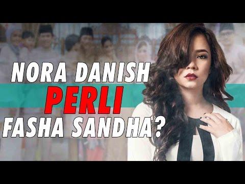 Nora Danish Hentam Fasha Sandha?