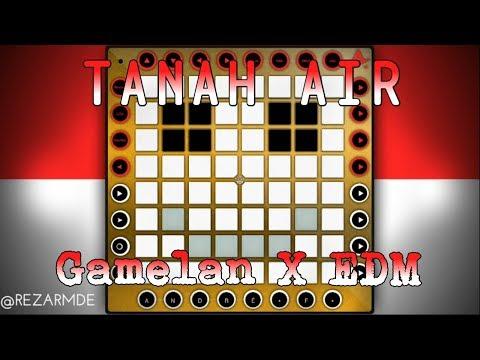Tanah Air (EDM X Gamelan) | UniPad Cover