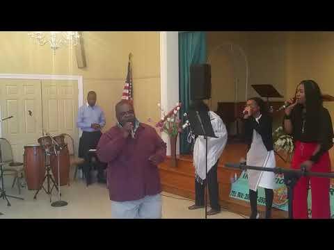 09 Adonai, we worship you   Groupe Psaume 150   MFCI Church   Culte du 11 Mars 2018