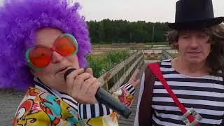 Spelweek Boven Pekela - Doet ie het of.... brugspringen!!