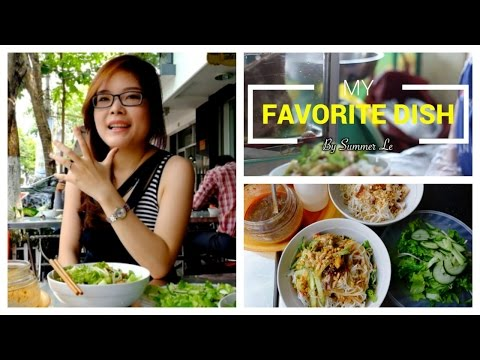 My favorite dish | Summer Le