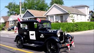 Canada Day Parade 2018