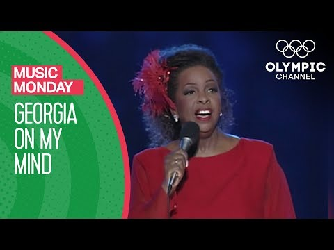 Georgia on My Mind - Gladys Knight @ Atlanta 1996 Opening Ceremony | Music Monday