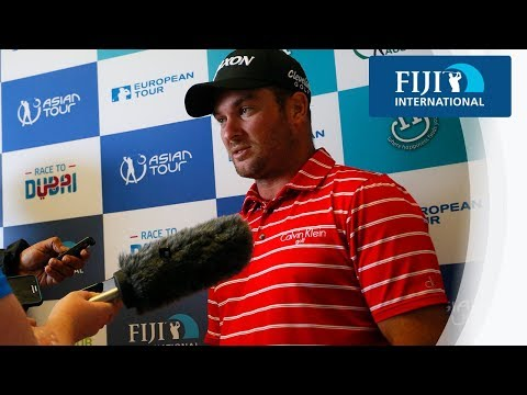 Ryan Fox Press Conference - 2017 Fiji International