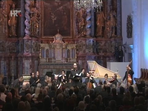 La Ritirata: Caldara - The Cervantes Operas Live from Croatian Television