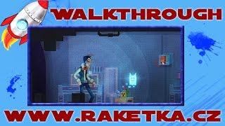 Schrodinghost - Návod - Walkthrough