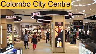 Colombo City Centre Shopping Mall Sri Lanka