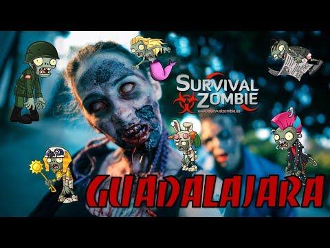 Survival Zombie GUADALAJARA  ¿SOBREVIVO?
